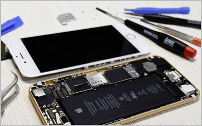iPhone修理 PR画像